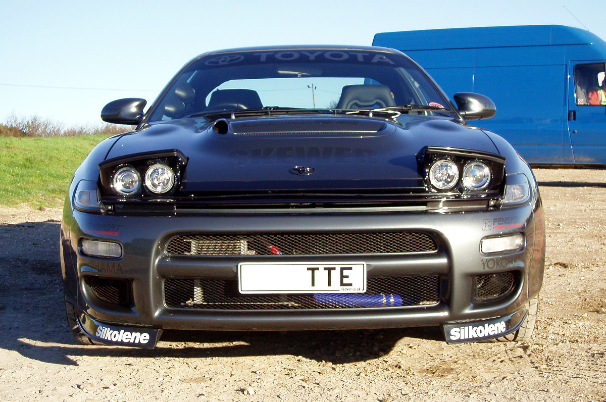 Toyota toyota celica 92 : AllTrac.net • View topic - st185 body kit research and concepts ...